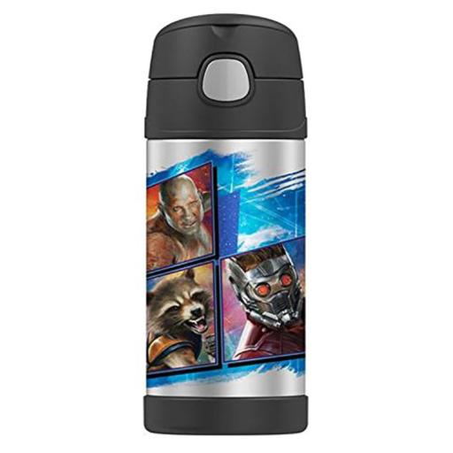 Thermos Funtainer Guardians of the Galaxy Vol. 2 12 oz. Bottle 12 oz. Thermos Bottle