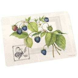 Lang 5035099 Blackberries Cutting Board, Small