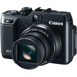 Canon PowerShot G1 X 14.3 MP CMOS Digital Camera International Version (No Warranty)