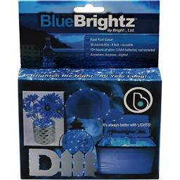 Brightz EverydayBrightz Creative Do It Yourself LED Fairy Light Accessory, Blue