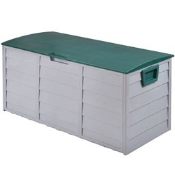 70 Gallon Durable Outdoor Plastic Storage Box