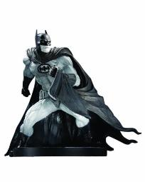DC Direct Batman Black and White Statue: Batman by David Finch