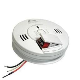 Kidde 21010333 KN-COPE-I Photoelectric Smoke and CO Combination Alarm With 9 Volt Battery Backup 120 Volt AC Firex