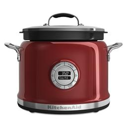 KitchenAid KMC4241CA Multi-Cooker - Candy Apple