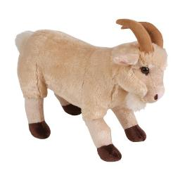 "13"" Billy Goat Plush Stuffed Animal Toy"