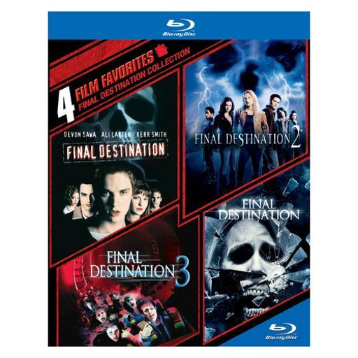 4 film favorites-final destination collection (blu-ray/4 disc) P577237I1F3PMEFE