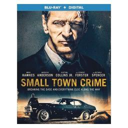 Small town crime (blu ray w/digital) (ws/eng/span sub/eng sdh/5.1 dts-hd) BR53901