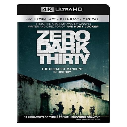 Zero dark thirty (blu-ray/4k-uhd/ultraviolet/2 disc) BVWRBUFWR9JSJRYF