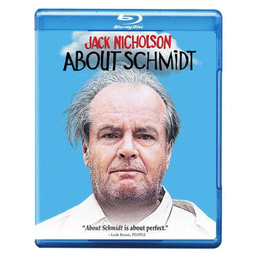About schmidt (blu-ray) 1293157