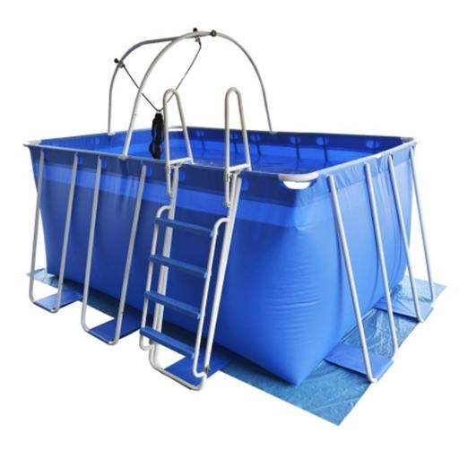 iPool 3 (9x12') Portable Therapy Swimming Pool (Heater Sold Separately)
