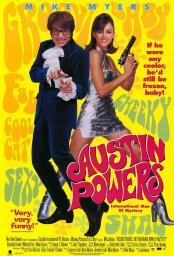 Austin Powers International Man of Mystery Movie Poster (11 x 17) MOVEE5613
