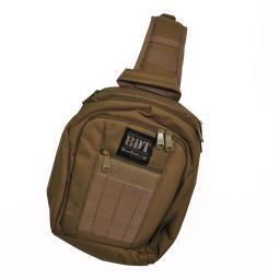 Bulldog Cases Bdt408T Bulldog Cases Bdt408T Small Sling Pack - Tan