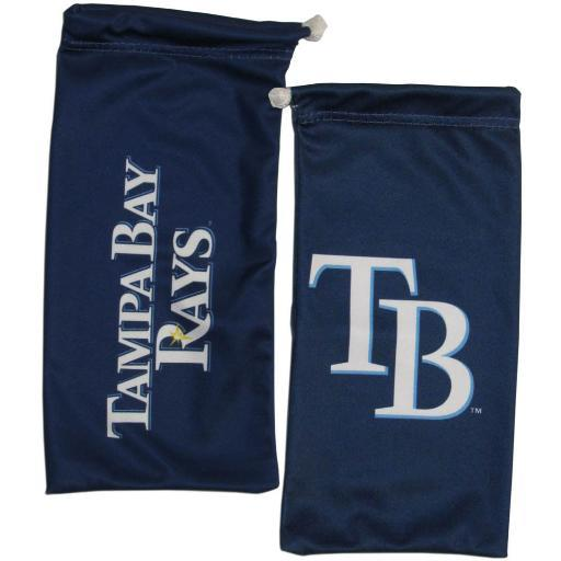 Tampa Bay Rays MLB Microfiber Glasses Bag