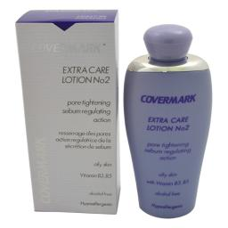 Covermark Extra Care Lotion No2 Pore Tightening Sebum Regulating Action - Oily Skin By Covermark For Women - 6  6.76 Oz