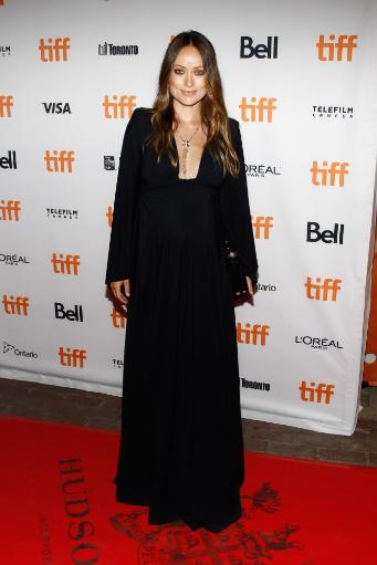 Olivia Wilde At Arrivals For Colossal Premiere At Toronto International Film Festival 2016, Ryerson Theatre, Toronto, On September 9, 2016. Photo.
