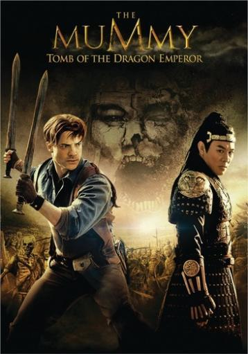 Mummy-tomb of the dragon emperor (dvd) ACEYKPJ3YOHV4XZQ