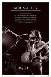 Bob Marley - One Love Poster Poster Print SCO1465