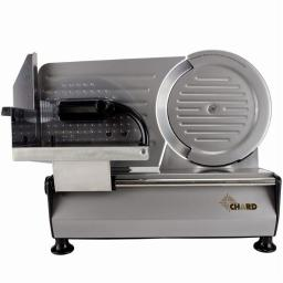 Metal Ware - Nesco FS-860 8.6 in. Concave Stainless Steel Food Slicer Long Lasting Motor - 150W