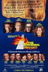 The Towering Inferno Movie Poster Masterprint EVCMCDTOINFE011