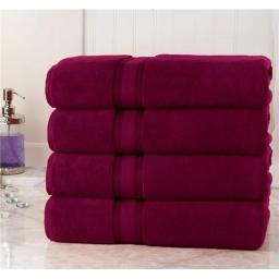 affinitylinens-afzt4bath-bdy-soft-and-thick-zero-twist-cotton-pack-of-4-bath-towels-burgundy-ltibduxbbhxaszfu