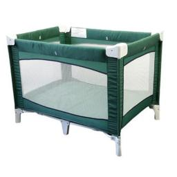 L A BABY 87-LFGR L. A.baby large commercial grade playyard- Green