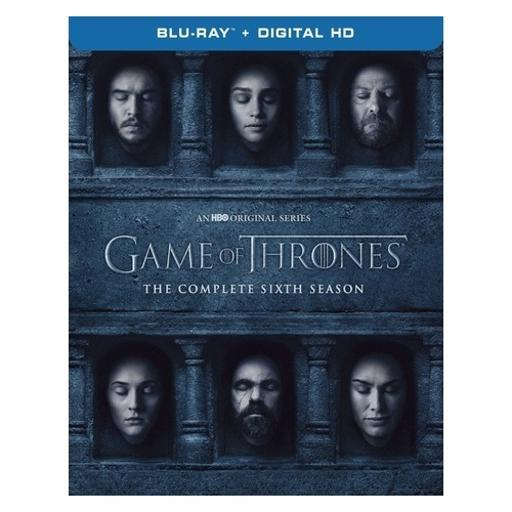Game of thrones-complete 6th season (blu-ray/digital hd/4 disc) 1292487
