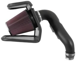 K&N 16-17 Chevrolet Colorado L4-2.8L DSL Aircharger Performance Intake Kit 63-3095