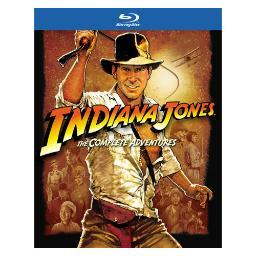 Indiana jones-complete adventures (blu ray) (ws/eng 5.1 dts/5discs) BR146764