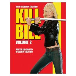 Kill bill v02 (blu ray) (ws/eng/fren/span/japan/chine/korean/5.1 dol dig) BR30003