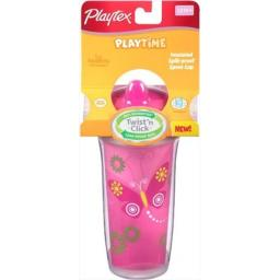 Insulator & Playtime Cup, 9 Oz.
