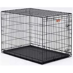 Midwest Container I-crate Black 36 Inch Single - 1536