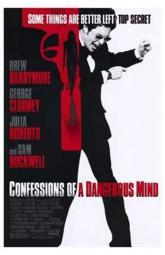 Confessions of a Dangerous Mind Movie Poster (11 x 17) MOV214342