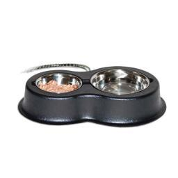 K&H Pet Products 2093 Black K&H Pet Products Thermo-Kitty Caf?Ÿ?? Black 14 X 8.5 X 3