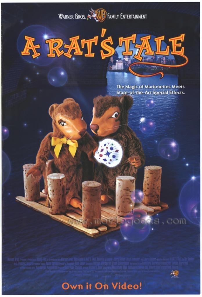 A Rat's Tale Movie Poster Print (27 x 40)