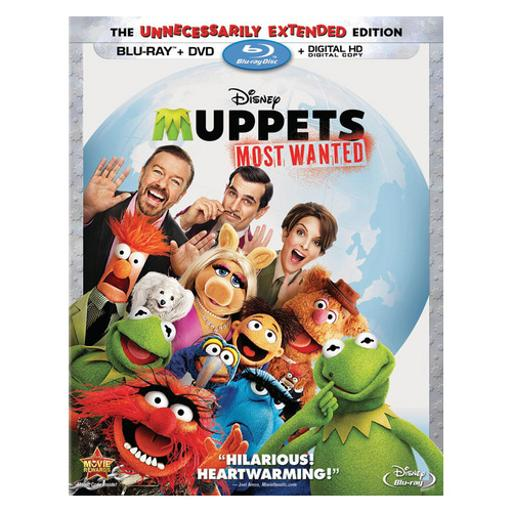 Muppets-most wanted (blu-ray/dvd/dc/2 disc combo) N0RU44TGOHBYAQSF