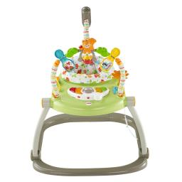 Fisher-price woodland friends spacesaver jumperoo cbv62