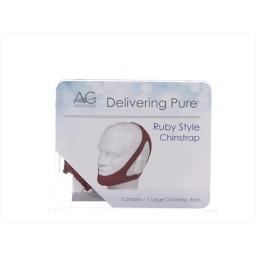 Ag Industries Sp-chl-r Ruby Style Large Chinstrap