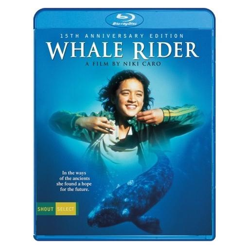 Whale rider-15th anniversary edition (blu ray w/digital) (2.35) PPFXVWTU7HRUE4GJ