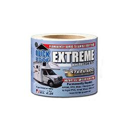 Cofair Products Inc Ube425 Quick Roof Extreme W/Steel-Loc Adhesive Permanently Repairs Most Building Materi