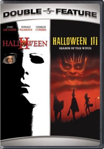 Halloween ii/halloween iii-season of the witch (dvd) Q2GRXESZOVYAMUAF
