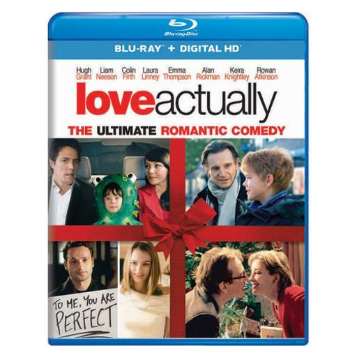 Love actually (blu ray w/digital hd) BDEVFGUQDUKAKUQT