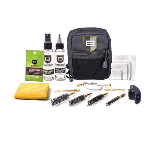 Breakthrough Clean Technologies 1112026 0.22 cal & 0.45 cal Pistol Pull Thru Cleaning Kit