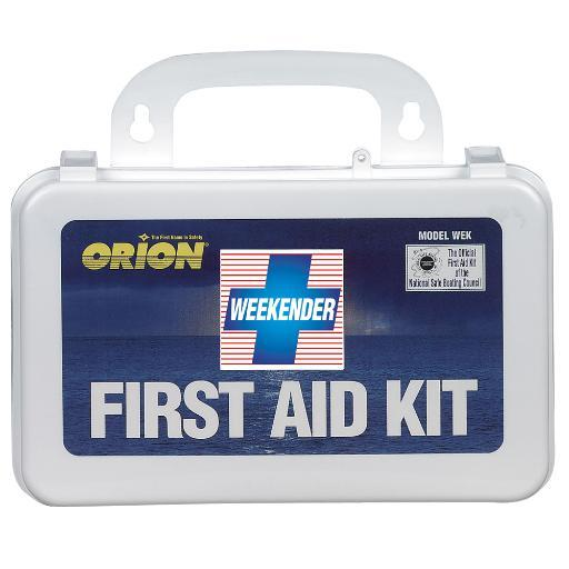 Orion safety products orion weekender first aid kit 964