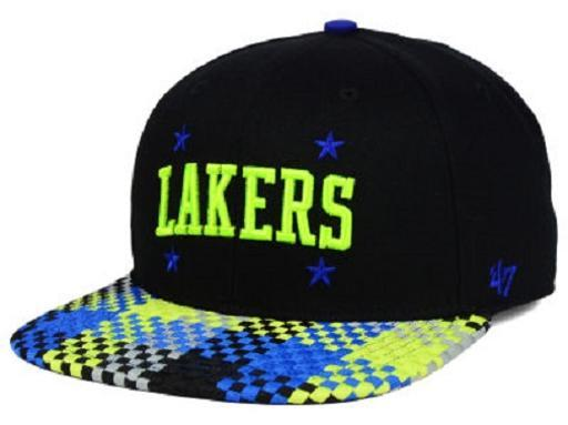 Los Angeles Lakers NBA 47 Brand