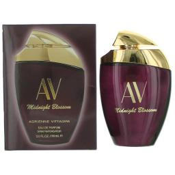 AV Midnight Blossom by Adrienne Vittadini, 3 oz EDP Spray for Women