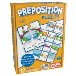 Junior learning preposition puzzles 245