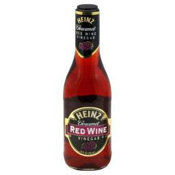 HEINZ VINEGAR RED WINE-12 OZ -Pack of 6