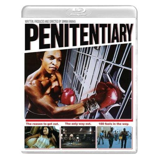 Penitentiary (blu ray/dvd combo) (2discs/ws/1.85:1) GDRSNLLILWCCLNKP
