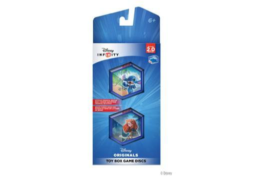 Infinity 2.0 power disc pack disney originals(2 d set)-nla 1283383
