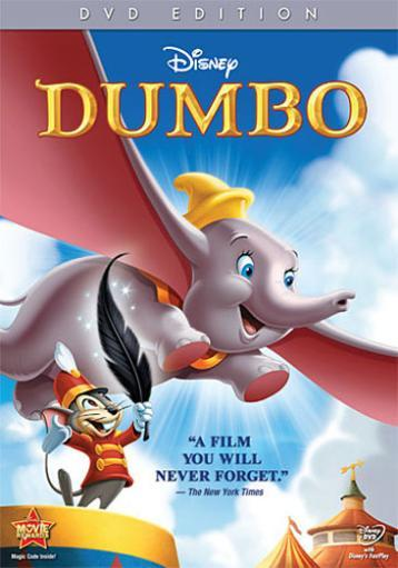Dumbo-70th anniversary edition (dvd/fs/eng-fr-sp sub) 1288969
